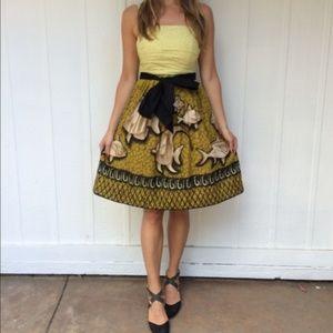 ANTHROPOLOGIE Baxter Bay Fish Dress {C22}